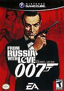 from Russia with Love Poster auf