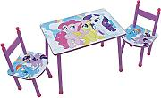 Fun House 712524 My Little Pony Set Tisch mit