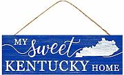 GiftWrap Etc. My Sweet Kentucky Home Schild –