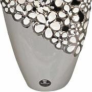 GILDE Dreamlight Collection Vase Diana Grey - aus