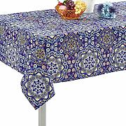 Giow Baumwolle Linen Tablecloth, Thick rechteckige