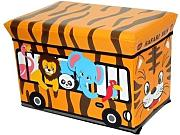 GMMH Hocker LOVE BUS 40 x 25 x 25 cm Faltbarer