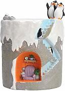 Good Micro Landschaft niedlichen Cartoon Pinguin