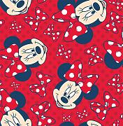 GRAHAM & BROWN Papiertapete »Minnie red« Graham