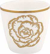 GreenGate Egg Cup small Blossom Gold NBC