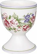 GreenGate STWEGCROS0106 Rose Eierbecher White 6,5