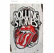 Guangzhouf Die Rolling Stones Poster Plakette