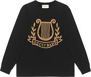Gucci - T-Shirt im Oversized-Design - Herren -