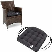 HAVE A SEAT Luxury - Sitzkissen Outdoor, 2er Set