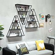 Health UK Shelf- Loft Wand Schmiedeeisen Regal