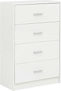 Highboard in Weiss