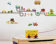 highway cars for kids baby nursery children's