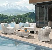 Higold Galaxy 6-teiliges Lounge Set Gartenmöbel