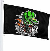 HJEMD Rat Fink Outdoor Logo Design Logo Dekoration