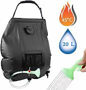 HJHY@ Mobile Camping Dusche Solar Tasche 20 L mit