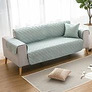 HMWPB Baumwoll Sofa Cover Reversible 1-teilig