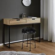 Hocker in Schwarz 'Luzie'