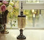 Home glass vase/ornamente ornament-C
