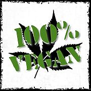how about tee? - 100% vegan - Cannabis -