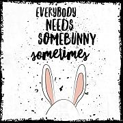 how about tee? - Everybody Needs Somebunny