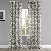 HPD Half Price Drapes SHCH-PS16073B-108-GR Vorhang