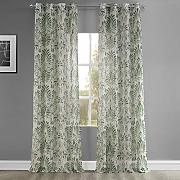 HPD Half Price Drapes SHCH-PS18041B-96-GR Vorhang