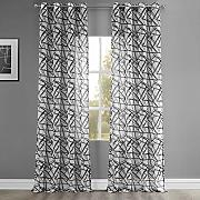 HPD Half Price Drapes SHCH-PS18044B-108-GR Vorhang