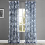 HPD Half Price Drapes SHCH-PS18076-96-GR Vorhang