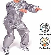 HUAJI Weight Loss Sweat Suit Männer Set