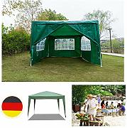 Huini 3x4m Pavillon Zelt Markise für Party