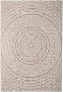 In- & Outdoor-Teppich Canvas Beige 100x150 cm