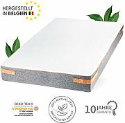 JONA SLEEP Naturlatex Matratze 160 x 200 cm H2 -