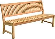 Kingsburry Teak Bank Gartenbank 180cm ohne