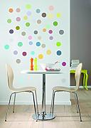 Komar - Deco-Sticker DOTS - 50 x 70 cm -