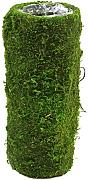 Koyal Wholesale Cylinder Moss Vase , 4 by 10,