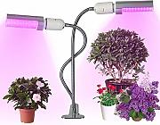 Kstyhome LED Grow Light Grow Lampe Glühbirne für