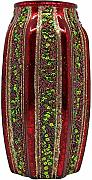 Kurt S. Adler Kurt Adler 8.6-Inch Glass Gold, Red