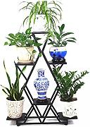 LB huajia ZHANWEI Indoor Flower Racks Iron Multi -