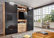 lifestyle4living Kleiderschrank in