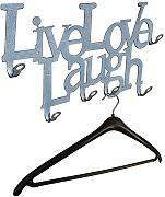 Live Love Laugh - Wandgarderobe - Flurgarderobe
