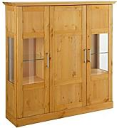 Loft24 Safari Highboard Landhaus Vitrine