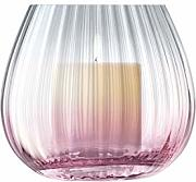 LSA International Dusk Laterne/Vase, Glas,