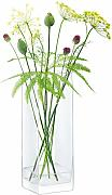 LSA International Modular Vase, Glas, klar, 60 x