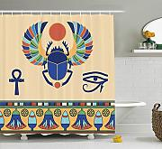 LZHsunni88 Egyptian Shower Curtain by, Ancient