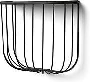 Menu - FUWL Cage Shelf Regal - schwarz - Form us