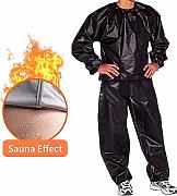 MFFACAI Fitness Sauna Suit Weight Loss Body Sweat