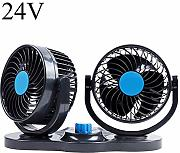 Mongrep Auto Fan Mini Tischventilator 12v 24v Big