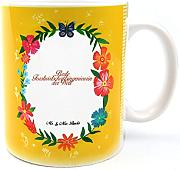Mr. & Mrs. Panda Tasse Design Frame Happy Girls -