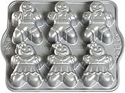 "Nordic Ware Backform "" Lebkuchen-Kinder"