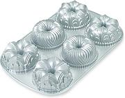 Nordic Ware - Backform Multi-Mini II - Aluminium -